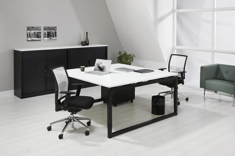 bureaus timmer kantoormeubelen. Black Bedroom Furniture Sets. Home Design Ideas
