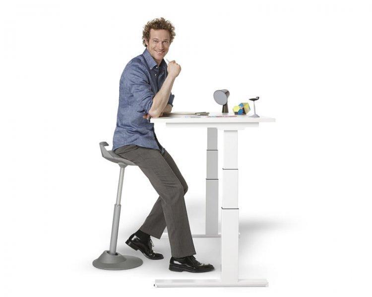 Sta Zit Stoel : Muvnew muvman sta en zitstoel actie timmer kantoormeubelen